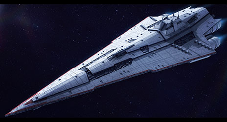 Assimilator-class Interdictor Star Destroyer