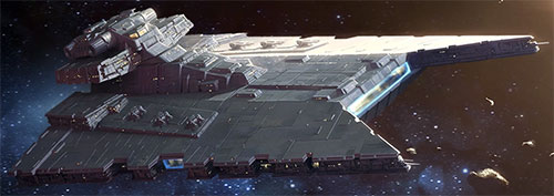Gladiator-class Star Destroyer